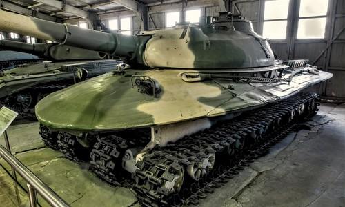 Nguyên mẫu Object 279 được trưng bày tại bảo tăng Kubinka. Ảnh: Wikipedia.