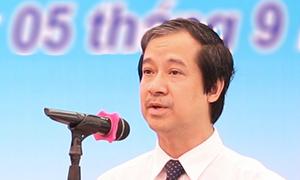 Bài phát biểu truyền cảm hứng của Giám đốc ĐH Quốc gia Hà Nội
