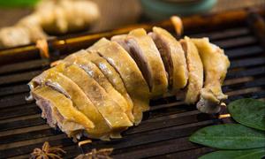 Vịt hầm ướp muối Nam Kinh - món ăn từng được dâng lên hoàng đế