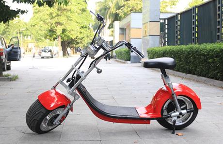 Xe điện Sakura Harley Mini.