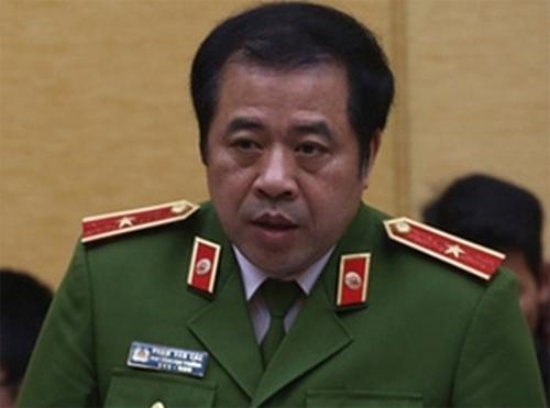 Thiếu tướng Phạm Văn Các. Ảnh: Công an nhân dân