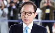 Cựu tổng thống Hàn Quốc Lee Myung-bak bị đề nghị 20 năm tù