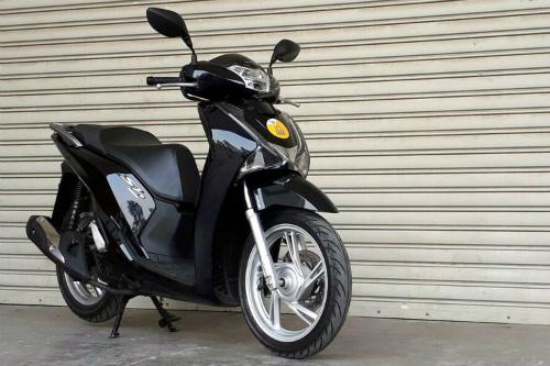Honda giảm giá khủng cho SH150i ở Indonesia vì ế hàng - 1