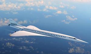 Dự án tái sinh máy bay chở khách siêu thanh