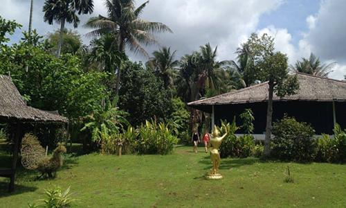 Bên trong trường Agama Yoga trên đảoKoh Phangan, Thái Lan.Facebook/ Agama Yoga