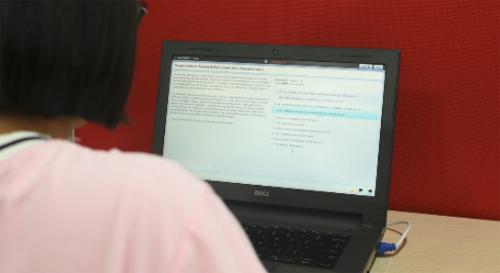 Thi IELTS trên máy tính được xem là lựa chọn mới cho các thí sinh thi IELTS.