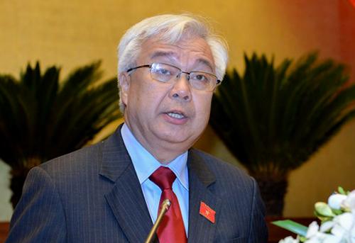 Ông Phan Thanh Bình. Ảnh: QH.