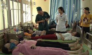 Hơn 50 công nhân ở Yên Bái nhập viện do hít khí độc