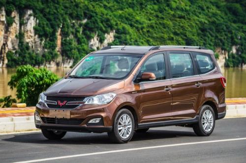 Wuling Hongguang S1, mẫu xe bán chạy nhất phân phúc MPV tại Trung Quốc cũng như thế giới. Ảnh: Thenewsheel.