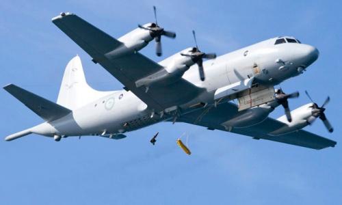 Máy bay giám sát AP-3C Orion của Australia. Ảnh: Bộ Quốc phòng Australia.