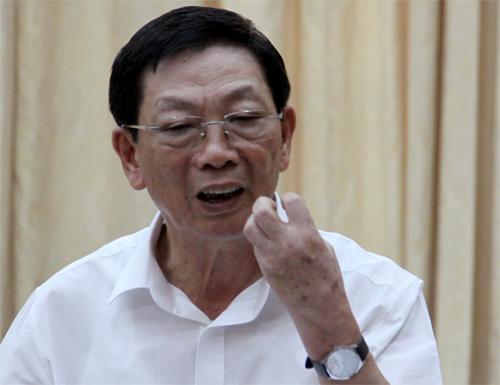 Ông Nguyễn Thế Thảo đắc cử Chủ tịch UBND Hà Nội mới và giữ chức vụ này đến cuối năm 2015. Ảnh: Võ Hải.