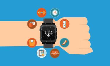 Ứng dụng của thiết bị điện tử đeo trên người trong y học