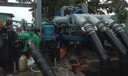 3 máy bơm mới chống ngập đường Nguyễn Hữu Cảnh