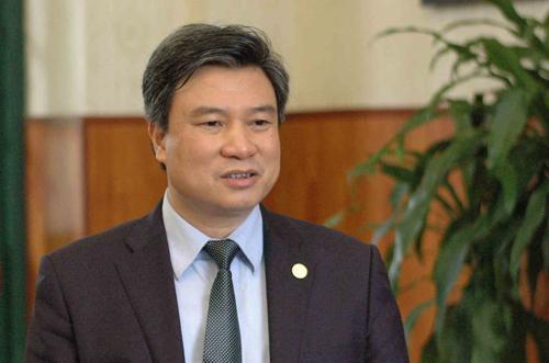 Thứ trưởng Nguyễn Hữu Độ. Ảnh: H.N.