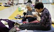Số người chết vì động đất ở Hokkaido tăng lên 30