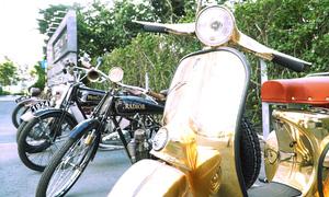 Bộ sưu tập 410 xe máy cổ của doanh nhân Sài Gòn