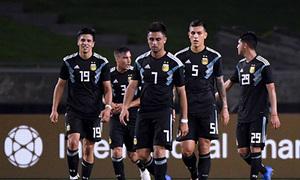 Argentina 3-0 Guatemala