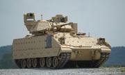 Phiến quân Yemen phóng tên lửa bắn cháy thiết giáp Arab Saudi
