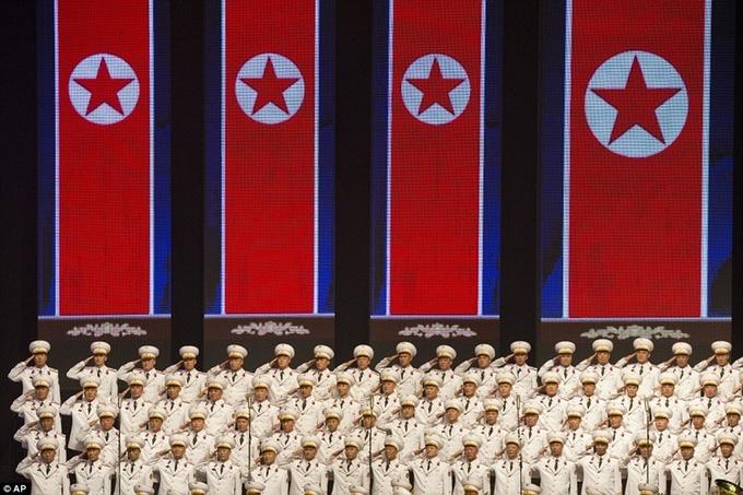 Loạt hoạt động kỷ niệm 70 năm quốc khánh của Triều Tiên