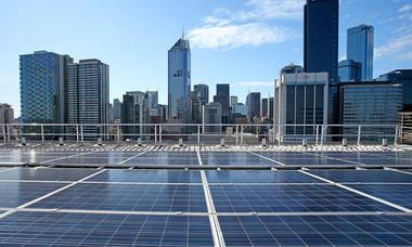 Công nghệ giúp Bangkok thương mại hóa năng lượng tái tạo