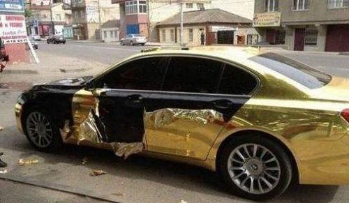 Không phải thứ gì lấp lánh cũng là vàng.