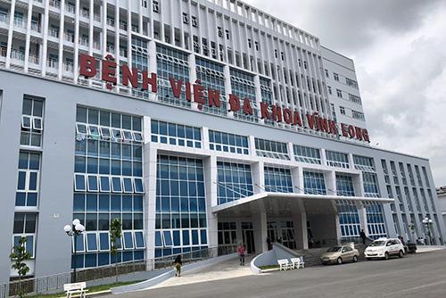 Hội đồng chuyên môn kết luận bác sĩ trực Bệnh viện đa khoa tỉnh Vĩnh Long có sai sót chuyên môn trong vụ thiếu uý ngộ độc ma tuý được đưa đến cấp (lần thứ nhất). Ảnh: Cửu Long