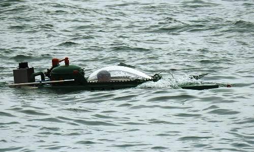 Phiên bản cải tiến lần 2 mang tên Hoàng Sa chạy thử nghiệm tại vùng biển Bắc Bộ vào năm 2015.