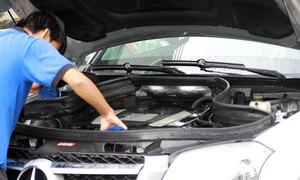Các vị trí đặt động cơ trên xe hơi