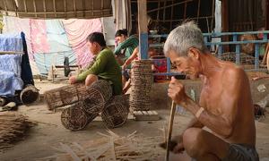 Những làng nghề mùa nước nổi miền Tây
