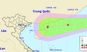 Áp thấp nhiệt đới gần biển Đông