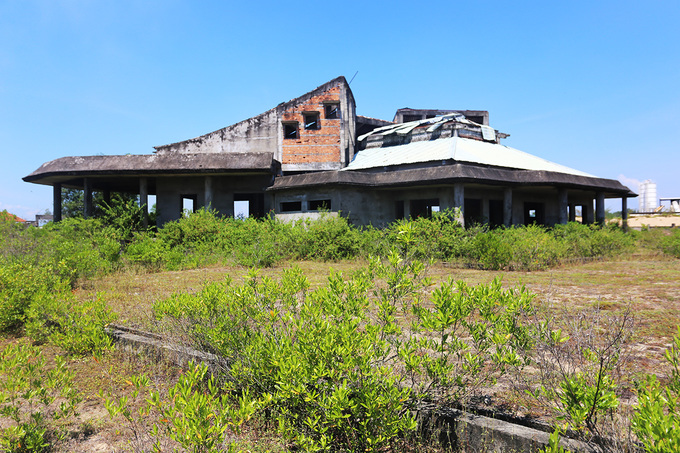Nhà hỏa táng 12 tỷ đồng ở Hội An bị bỏ hoang