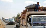 Hơn 30.000 người Syria bỏ nhà cửa trước chiến dịch tấn công Idlib