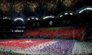 Triều Tiên hồi sinh màn đồng diễn lớn nhất thế giới kỷ niệm quốc khánh