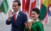 Người vợ chu đáo của Tổng thống Indonesia