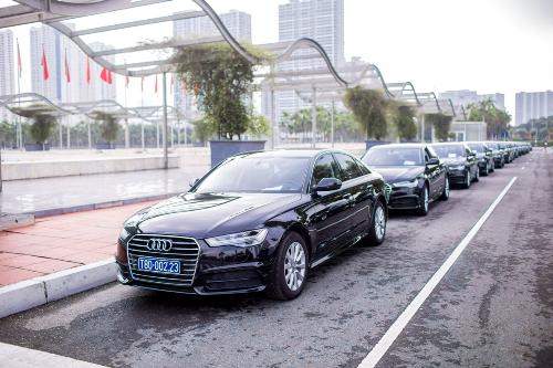 Động cơ Audi có dải mô-men xoắn cao, công suất hiệu quả, mức tiêu thụ nhiên liệu thấp.