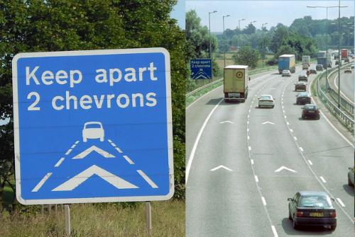 Ở cao tốc, tính sai khoảng cách 20 cm là tai nạn chết người.