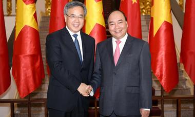 Phó thủ tướng Trung Quốc nói sẵn sàng tăng cường nhập khẩu nông sản Việt
