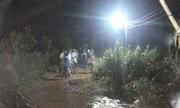 Nam thanh niên bị lũ cuốn mất tích ở Đà Lạt