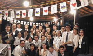 Tuyển sinh chương trình Quản lý Khách sạn - Nhà hàng quốc tế