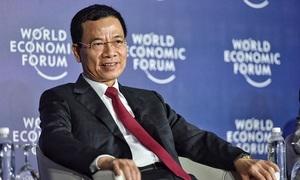 Quyền Bộ trưởng Nguyễn Mạnh Hùng nêu 3 sáng kiến tại WEF ASEAN