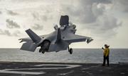 Đòn nắn gân Nga bằng siêu tiêm kích F-35B của Mỹ