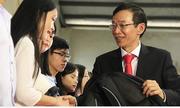 Hiệu trưởng ĐH Sư phạm Hà Nội khuyến khích sinh viên hành động thay vì nói suông