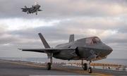 Mỹ điều tàu đổ bộ mang tiêm kích F-35B đến gần Syria
