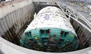 Trung Quốc xuất khẩu máy đào hầm cao bằng tòa nhà 4 tầng