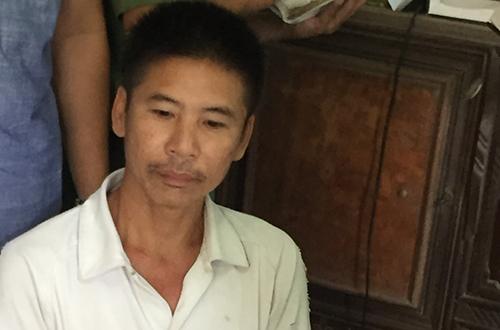 Ông Trực bị phạt 12 năm tù vì các hoạt động lật đổ chính quyền nhân dân. Ảnh: Công an Quảng Bình