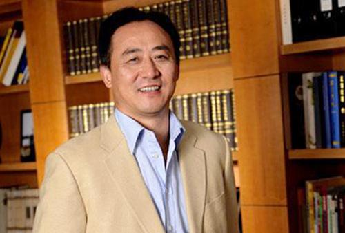 Trùm bất động sản Trung Quốc Wang Hua. Ảnh: am730.