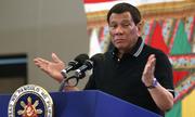 Duterte thách quân đội Philippines tiến hành đảo chính