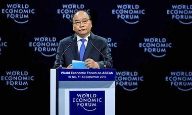 Thủ tướng Nguyễn Xuân Phúc đề xuất ASEAN hòa mạng di động một giá cước