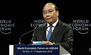Thủ tướng Nguyễn Xuân Phúc nêu 4 sáng kiến cho ASEAN một cửa thời 4.0