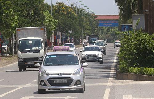 Trong tháng 6 có trên 4.500 xe vi phạm tốc độ ở Hà Nội. Ảnh minh họa. Phương Sơn